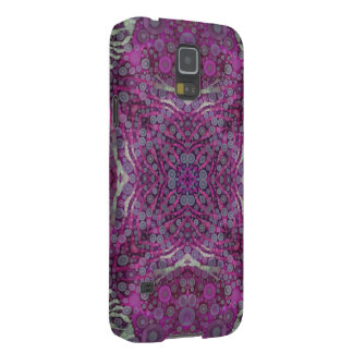 Animal Print Abstact Galaxy S5 Cases