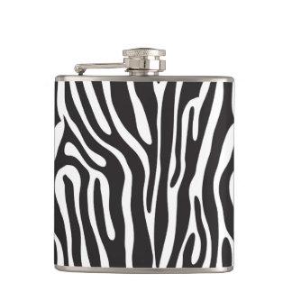 Animal Print Hip Flask