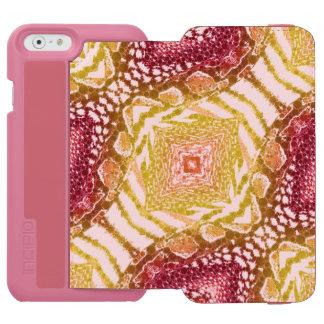 Animal Print iPhone6 Wallet Case Incipio Watson™ iPhone 6 Wallet Case