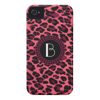 Animal Print Leopard Pattern Case-Mate iPhone 4 Cases