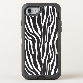 Animal Print OtterBox Defender iPhone 8/7 Case