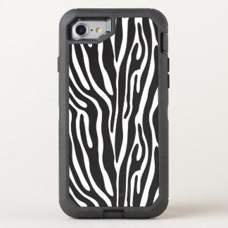 Animal Print OtterBox Defender iPhone 8/7 Case