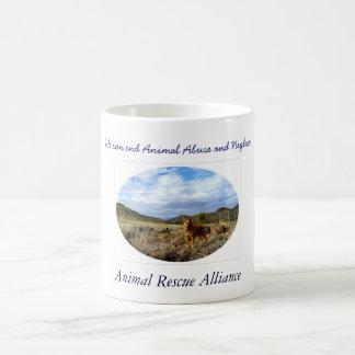 Animal Rescue Alliance Basic White Mug