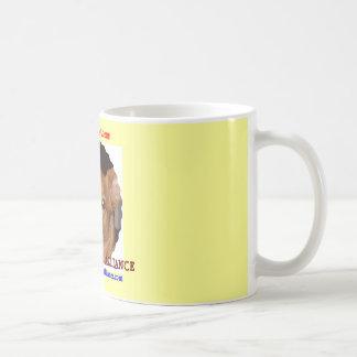 Animal Rescue Alliance promotion mug