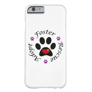 Animal Rescue Barely There iPhone 6 Case