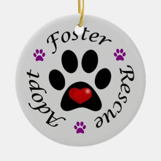 Animal Rescue Christmas Ornament