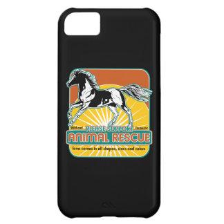 Animal Rescue Horse iPhone 5C Case