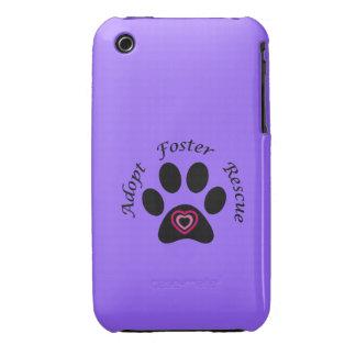 Animal Rescue iPhone 3 Case