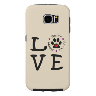 Animal Rescue Love Samsung Galaxy S6 Samsung Galaxy S6 Cases