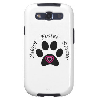 Animal Rescue Phone Cover Galaxy S3 Case