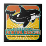 Animal Rescue Whale Tiles