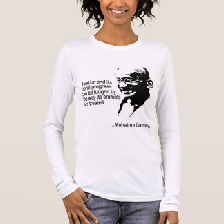 Animal Rights Long Sleeve T-Shirt