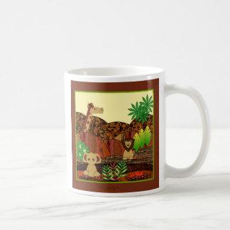 Animal Safari Coffee Mug