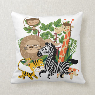 Animal Safari Cushion