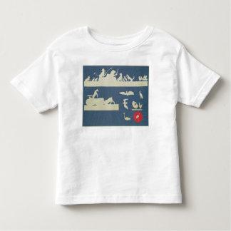 Animal Scenes Toddler T-Shirt
