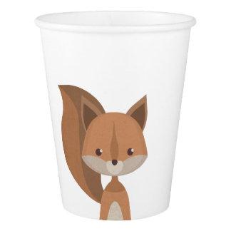 Animal set #2 paper cup