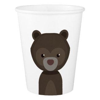 Animal set #4 paper cup