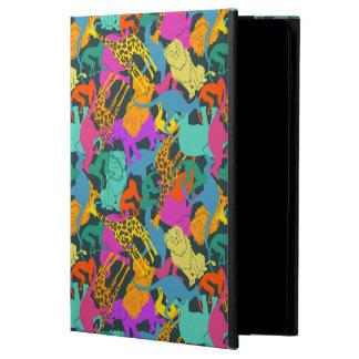 Animal Silhouettes Pattern iPad Air Case