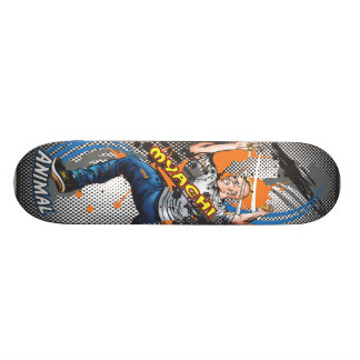 Animal Skate Deck
