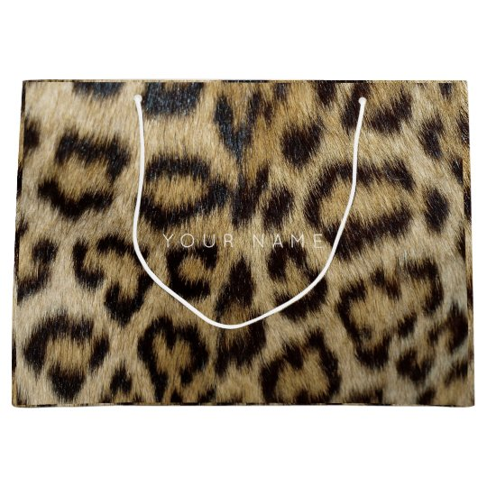 Animal Skin Brown Abstract Fur Glam Lampard VIP