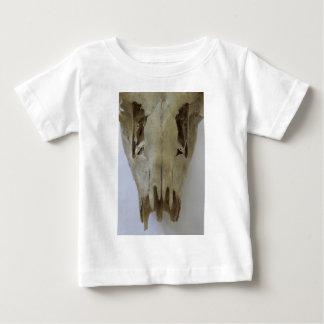 animal skull tee shirt
