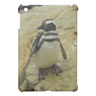 Animal Splendor HD iPad Case - Penguin