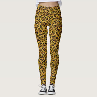 Animal  Spots Leggings