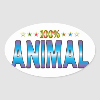 Animal Star Tag v2 Stickers