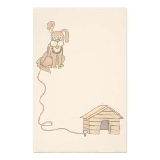 Animal Stationary Dog Pet Lovers Stationary Personalised Stationery