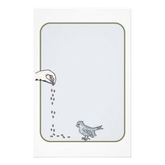 Animal Stationary Pet Lovers Bird Stationary Stationery Design