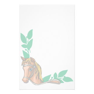 Animal Stationary Pet Lovers Horse Stationary Customized Stationery