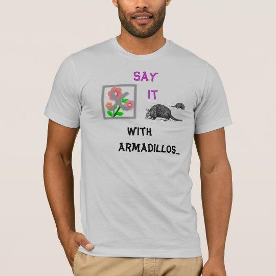 """Animal T Shirts: """"Animal Magnetism"""" T-Shirt"""