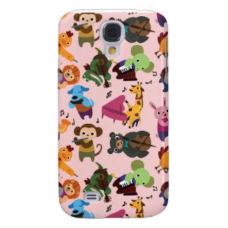 Animal Tunes Galaxy S4 Case