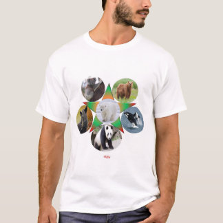 animal ,wildlife and zoo lovers T-Shirt