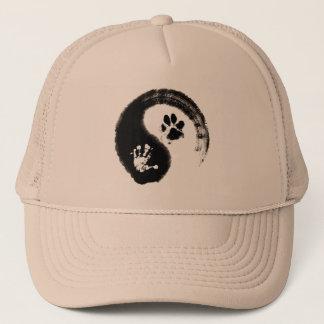 Animal Yin Yang Trucker Hat