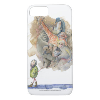 Animal Zoo Case for iPhone 7