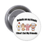 Animals are my friends pins