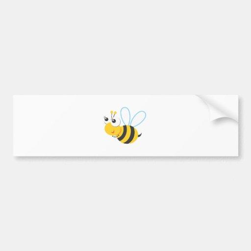 Animals - Bee Bumper Sticker