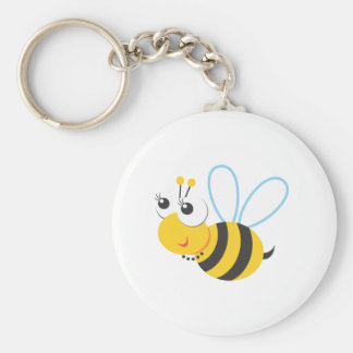 Animals - Bee Key Ring