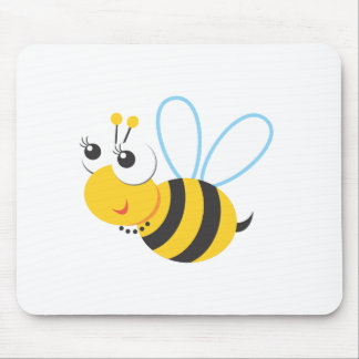 Animals - Bee Mouse Pad