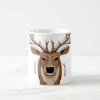 Animals Deer Hunter Hunting mug