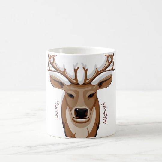 Animals Deer Hunter Hunting mug