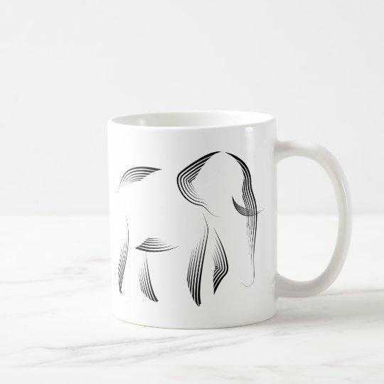 Animals - Elephant Coffee Mug