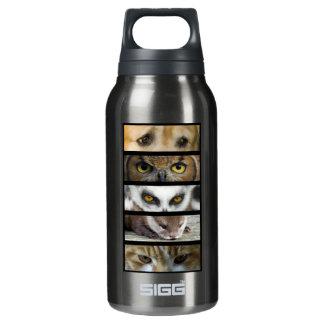 Animals Eyes Insulated Water Bottle