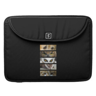 Animals Eyes Sleeve For MacBook Pro