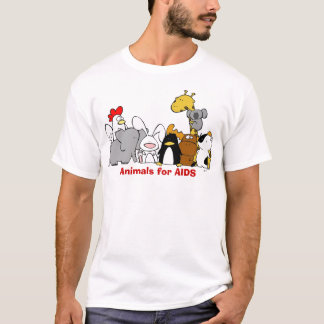 Animals for AIDS Shirt