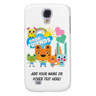 Animals Good Friends HTC Vivid Cases
