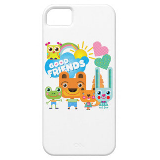 Animals Good Friends iPhone 5 Cover
