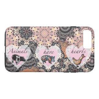 Animals have hearts iPhone 8 plus/7 plus case