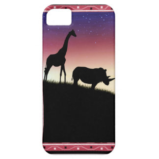 Animals of Africa Barely There iPhone 5 Case